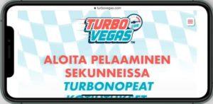 TurboVegas mobiilikasino
