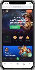 Slot hunter mobiilikasino