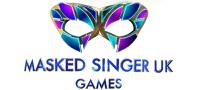 Masked singe logo