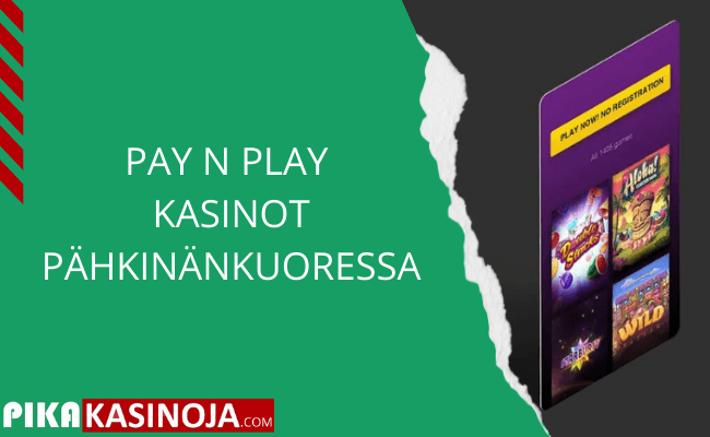 Pay N Play lyhyesti