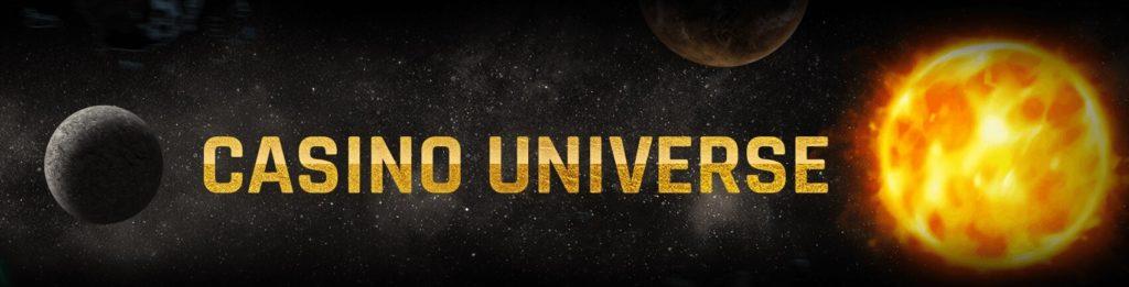 casino universe etusivu